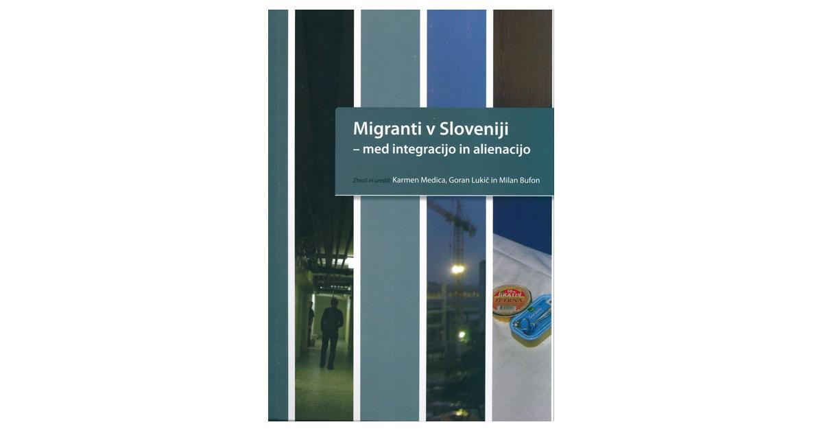 Migranti v Sloveniji