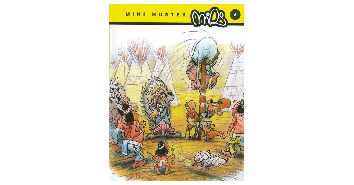 Miki: 6 - Miki Muster | Menschenrechtaufnahrung.org