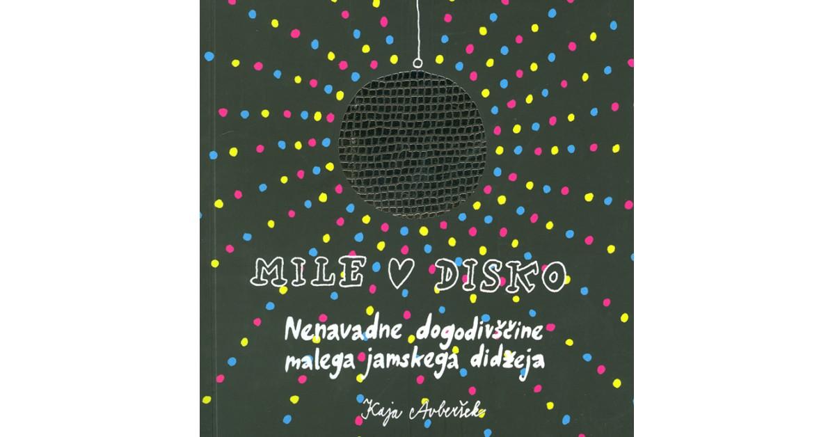 Mile <3 disko - Kaja Avberšek | Menschenrechtaufnahrung.org