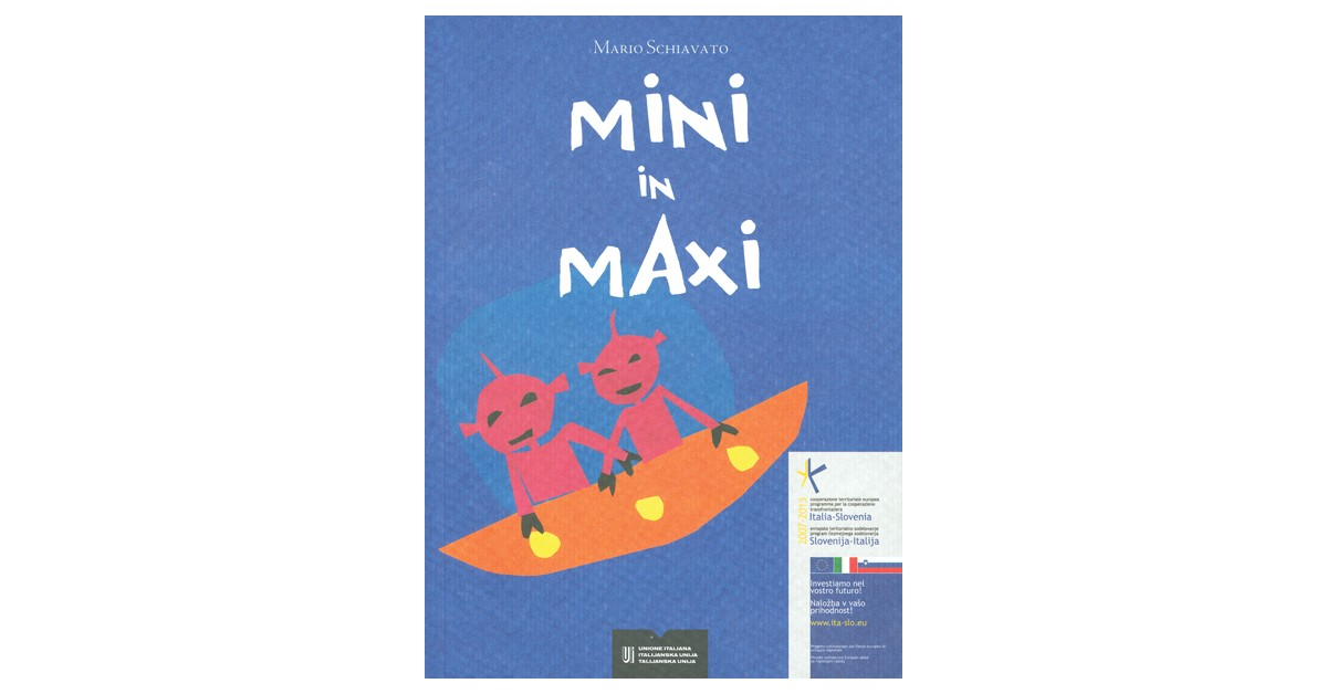 Mini in Maxi - Mario Schiavato | Menschenrechtaufnahrung.org