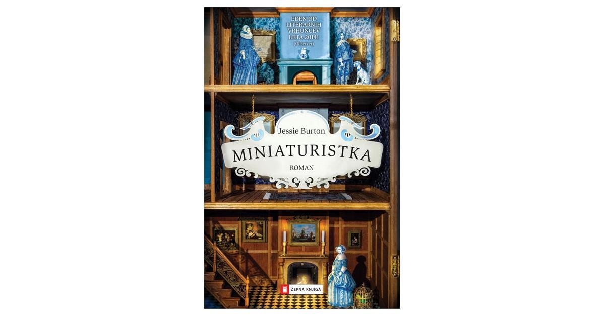 Miniaturistka - Jessie Burton   Menschenrechtaufnahrung.org