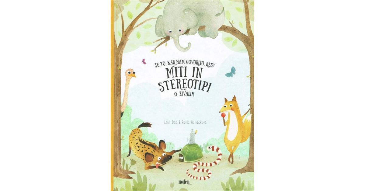 Miti in stereotipi o živalih - Linh Dao | Fundacionsinadep.org