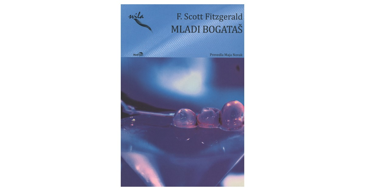 Mladi bogataš - F. Scott Fitzgerald | Fundacionsinadep.org