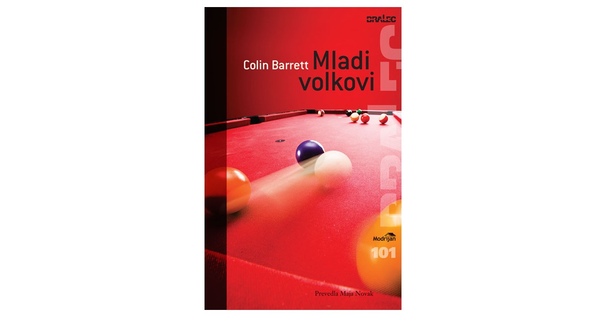 Mladi volkovi - Colin Barrett | Fundacionsinadep.org