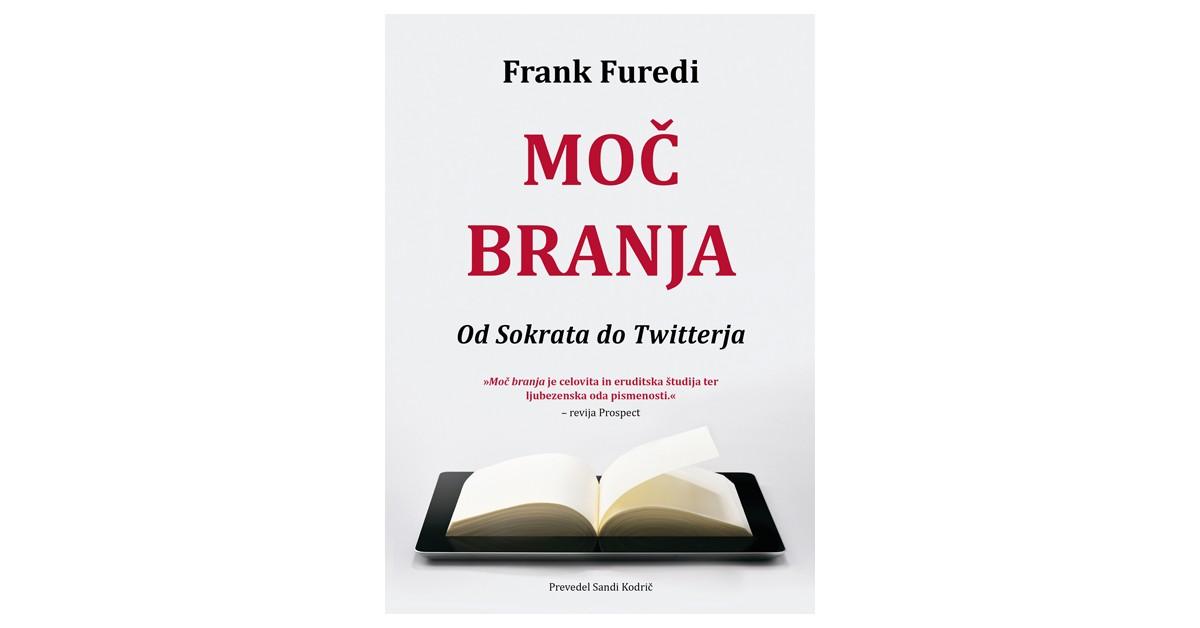 Moč branja - Frank Furedi | Fundacionsinadep.org