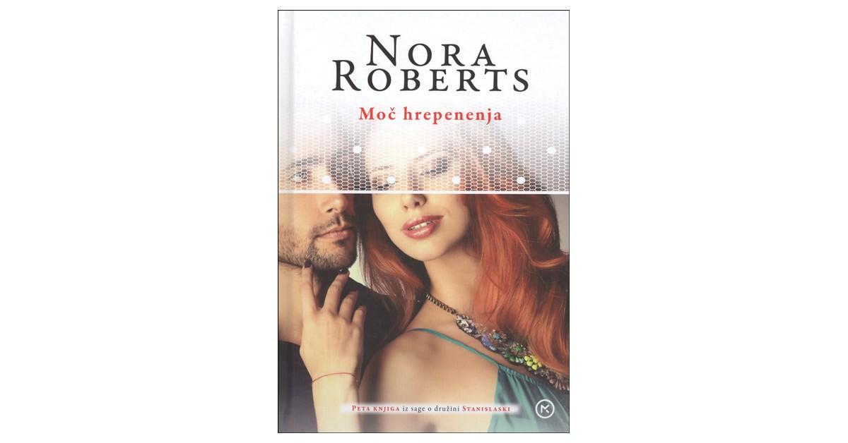 Moč hrepenenja - Nora Roberts | Menschenrechtaufnahrung.org
