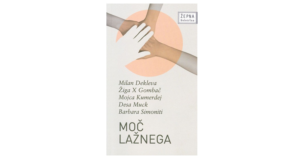 Moč lažnega - Milan Dekleva, Žiga X. Gombač, Mojca Kumerdej, Desa Muck, Barbara Simoniti   Menschenrechtaufnahrung.org