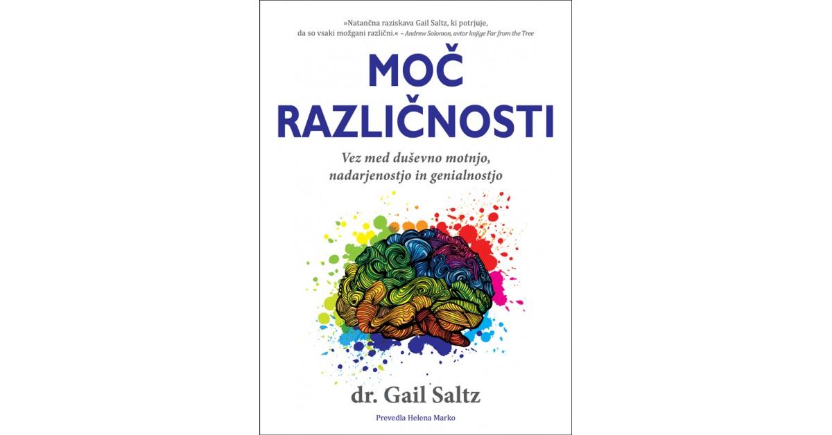 Moč različnosti - Gail Saltz   Fundacionsinadep.org