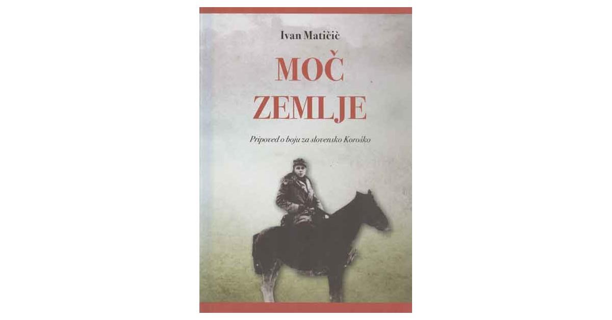 Moč zemlje - Ivan Matičič | Fundacionsinadep.org