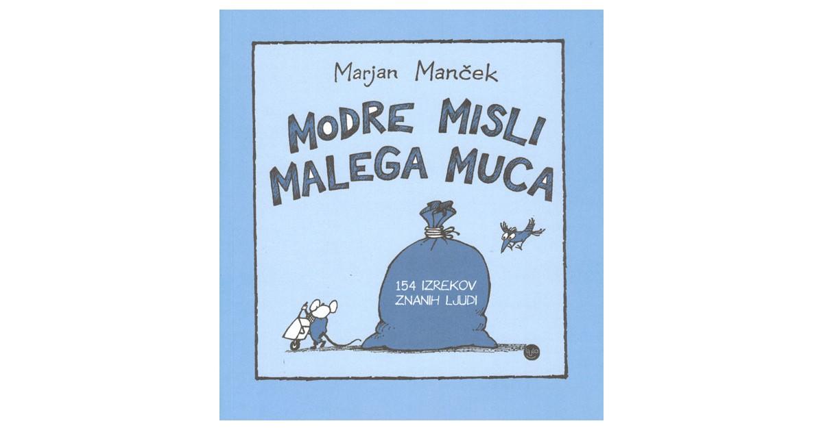 Modre misli Malega muca - Marjan Manček   Menschenrechtaufnahrung.org