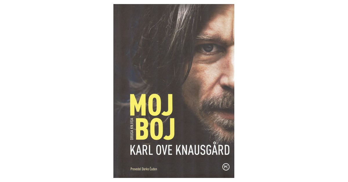 Moj boj - Karl Ove Knausgård | Menschenrechtaufnahrung.org