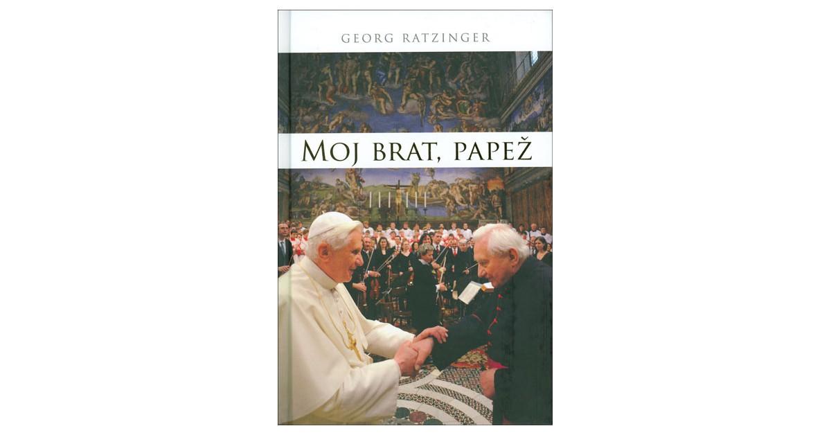 Moj brat, papež - Georg Ratzinger | Menschenrechtaufnahrung.org