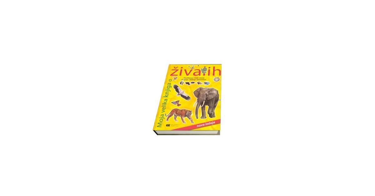 Moja velika knjiga o živalih