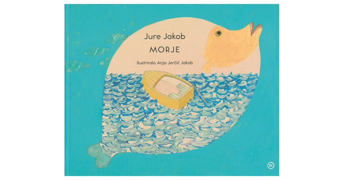 Morje - Jure Jakob | Fundacionsinadep.org