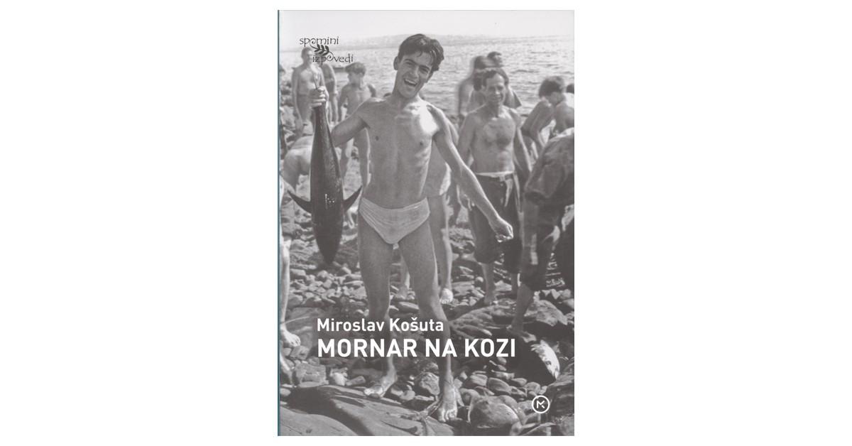 Mornar na kozi - Miroslav Košuta | Menschenrechtaufnahrung.org