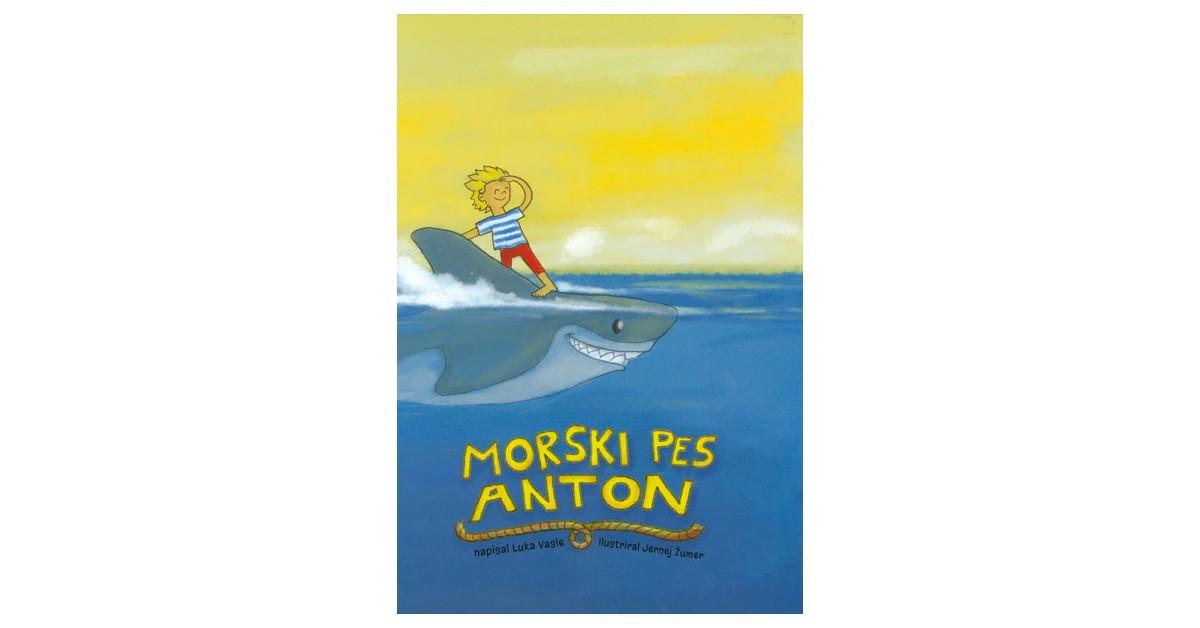 Morski pes Anton - Luka Vasle | Fundacionsinadep.org