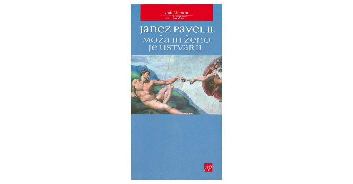 Moža in ženo je ustvaril - Janez Pavel II. | Menschenrechtaufnahrung.org