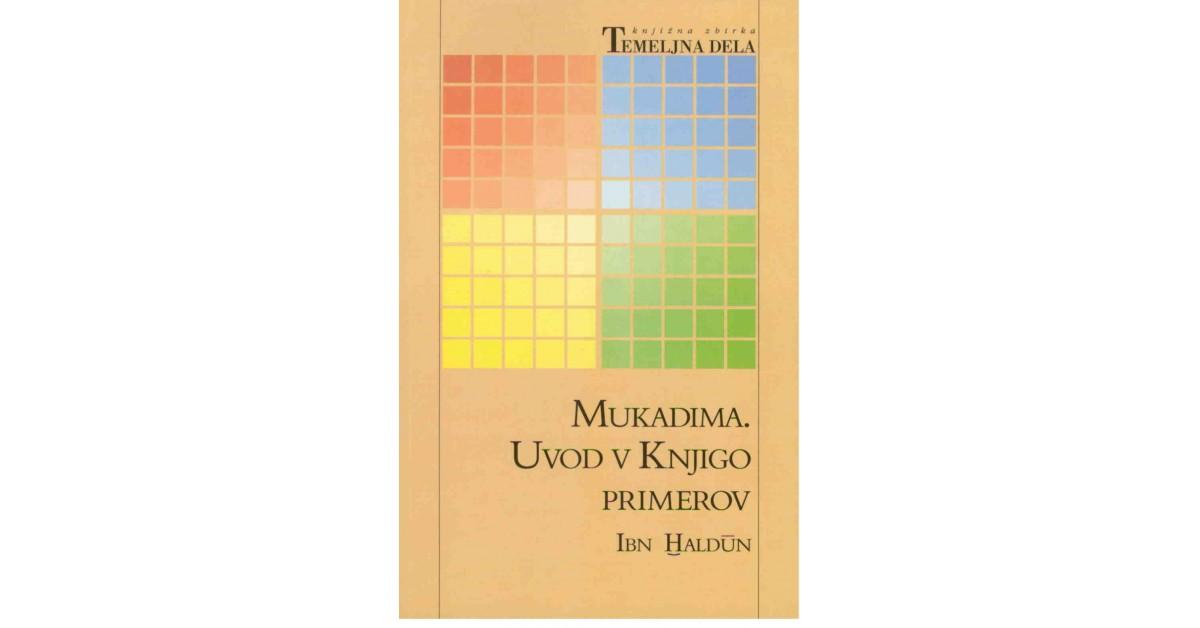 Mukadima - Ibn Haldun   Menschenrechtaufnahrung.org