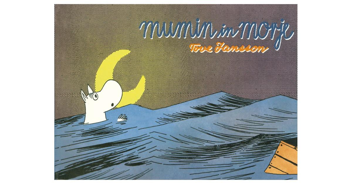 Mumin in morje - Tove Jansson | Fundacionsinadep.org