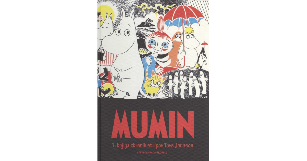 Mumin - 1. knjiga - Tove Jansson | Menschenrechtaufnahrung.org
