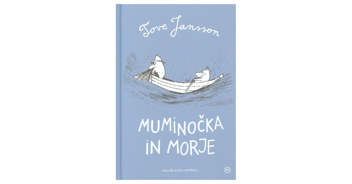 Muminočka in morje - Tove Jansson | Fundacionsinadep.org