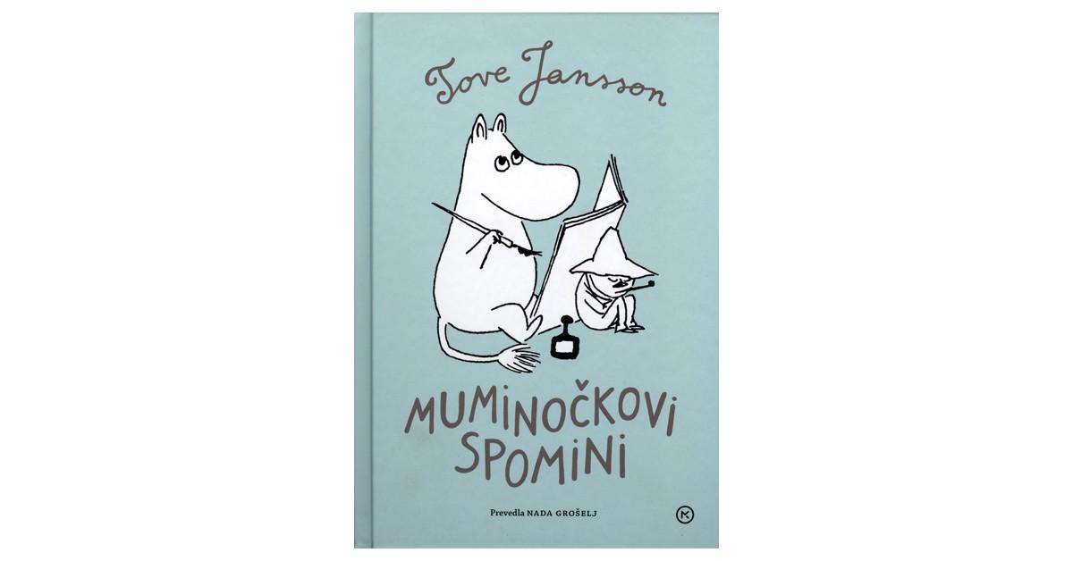 Muminočkovi spomini - Tove Jansson | Fundacionsinadep.org