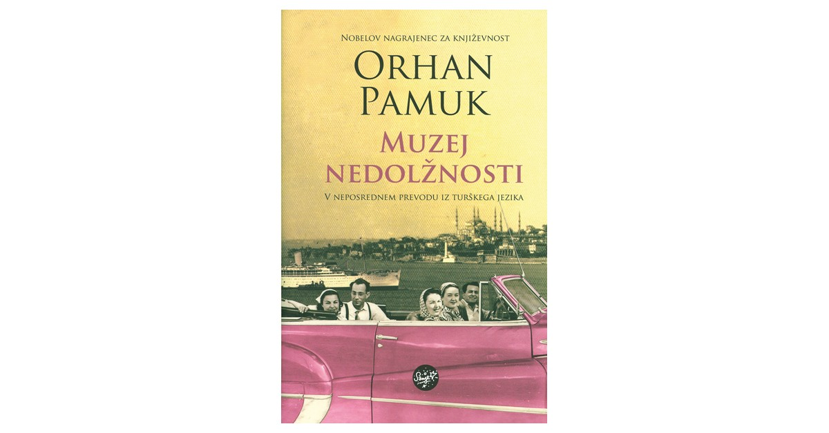 Muzej nedolžnosti - Orhan Pamuk | Fundacionsinadep.org