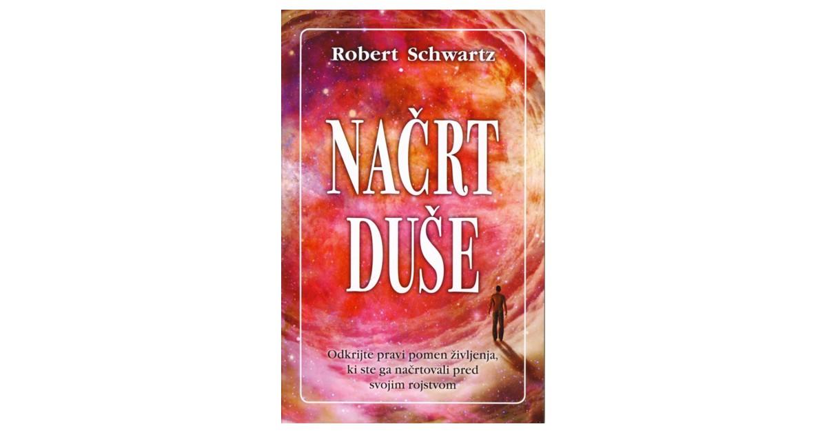Načrt duše - Robert Schwartz | Menschenrechtaufnahrung.org