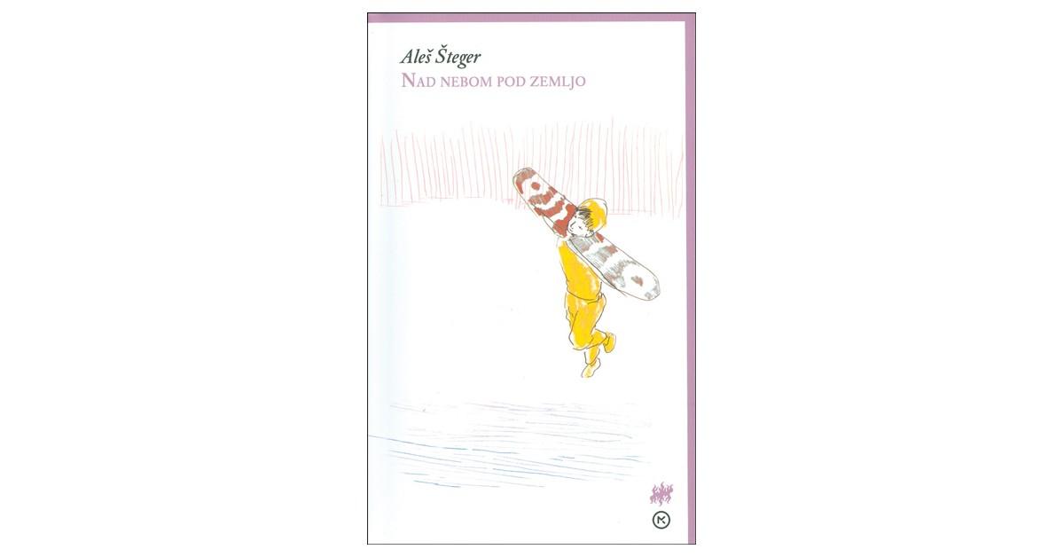 Nad nebom pod zemljo - Aleš Šteger | Menschenrechtaufnahrung.org