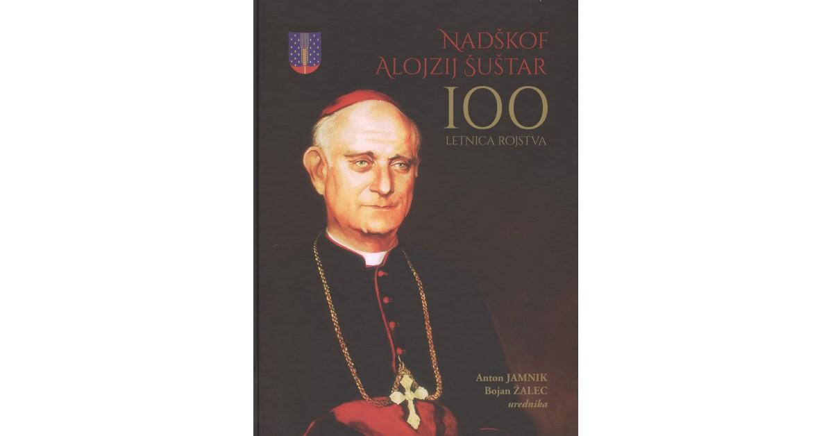 Nadškof Alojzij Šuštar