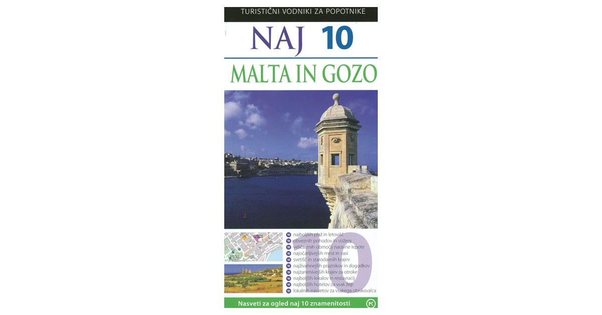 Naj 10 Malta in Gozo - Mary-Ann Gallagher | Menschenrechtaufnahrung.org