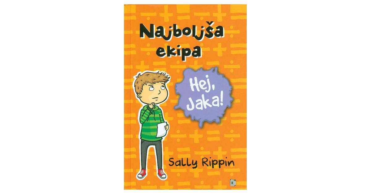 Najboljša ekipa - Sally Rippin | Fundacionsinadep.org