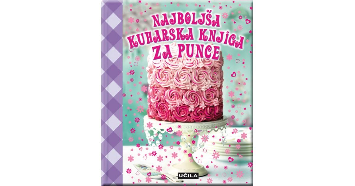 Najboljša kuharska knjiga za punce