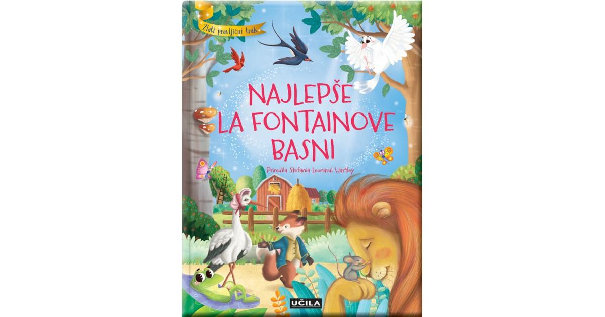 Najlepše La Fontainove basni - Jean de La Fontaine | Fundacionsinadep.org