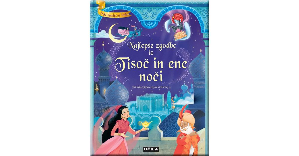 Najlepše zgodbe iz Tisoč in ene noči