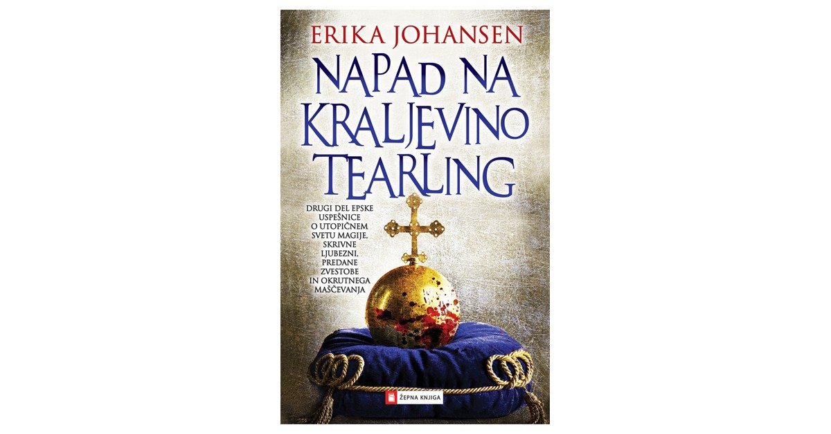 Napad na kraljevino Tearling - Erika Johansen | Menschenrechtaufnahrung.org