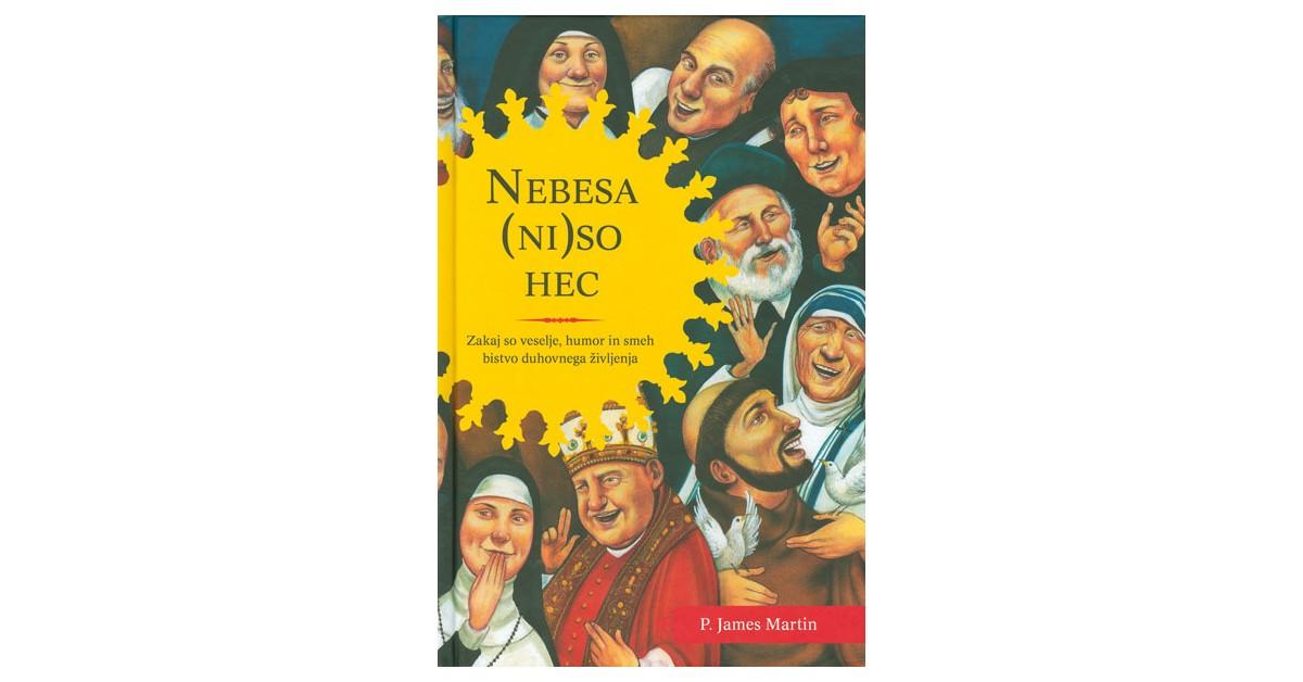 Nebesa (ni)so hec - James Martin   Menschenrechtaufnahrung.org