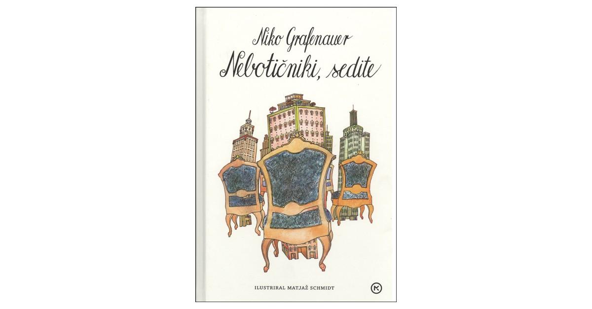 Nebotičniki, sedite - Niko Grafenauer | Fundacionsinadep.org