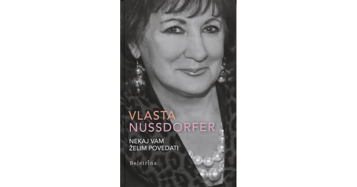 Nekaj vam želim povedati - Vlasta Nussdorfer   Menschenrechtaufnahrung.org