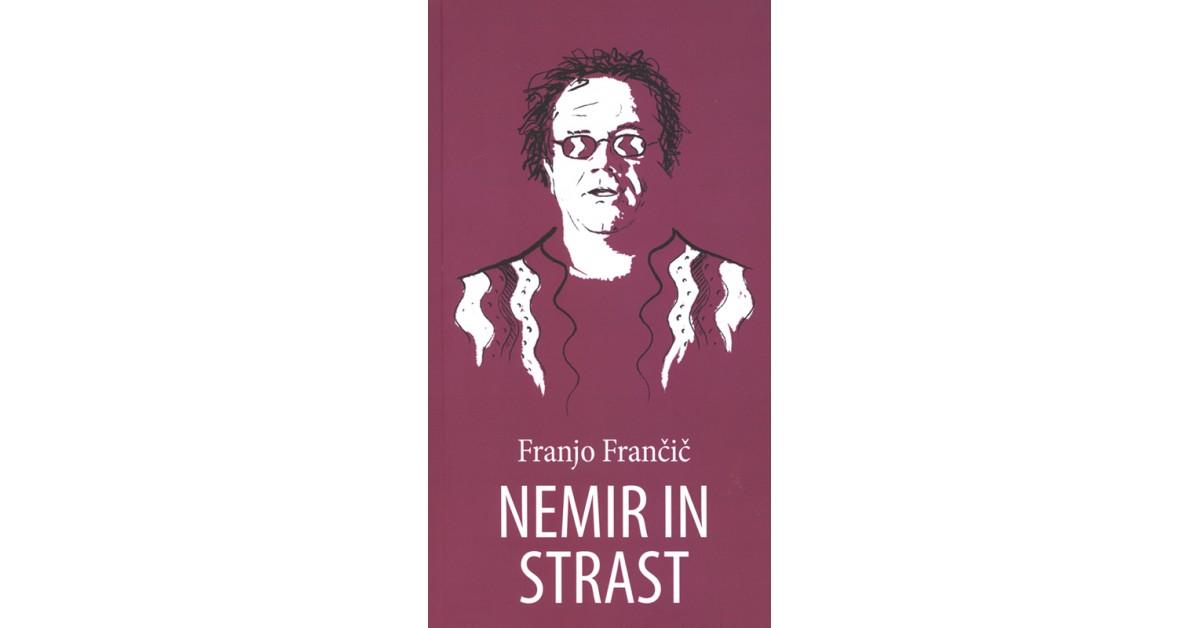 Nemir in strast - Franjo Frančič   Menschenrechtaufnahrung.org
