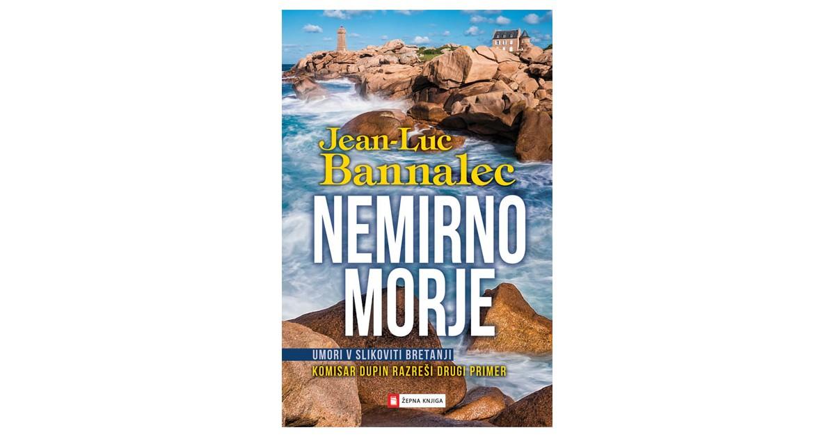 Nemirno morje - Jean-Luc Bannalec   Fundacionsinadep.org