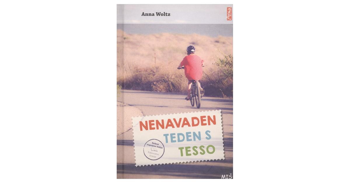Nenavaden teden s Tesso - Anna Woltz | Menschenrechtaufnahrung.org