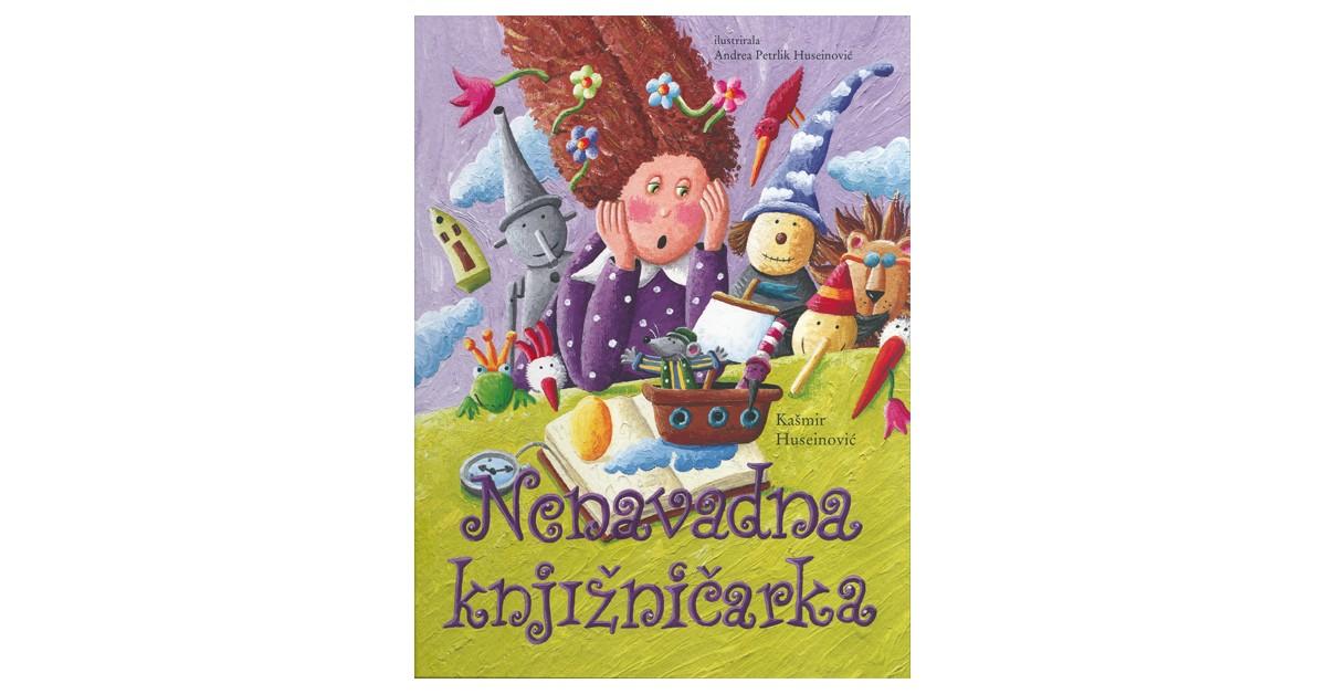 Nenavadna knjižničarka - Kašmir Huseinović   Menschenrechtaufnahrung.org