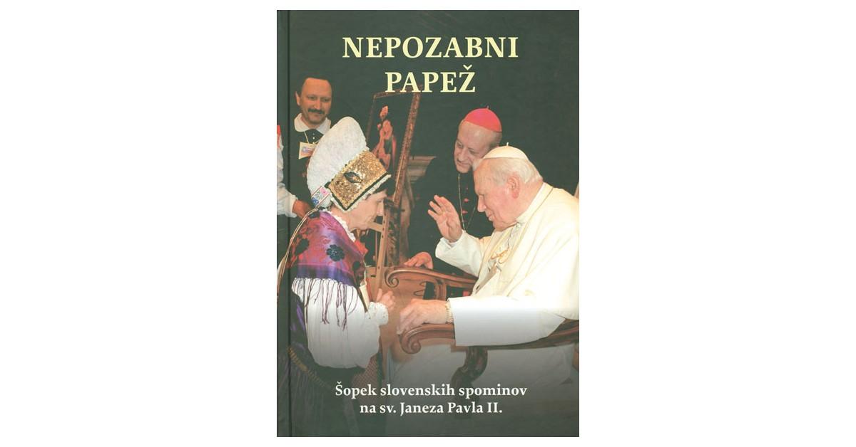 Nepozabni papež