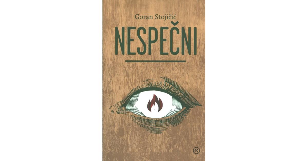 Nespečni - Goran Stojičić | Fundacionsinadep.org