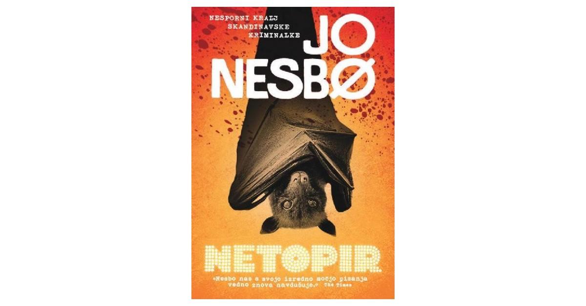 Netopir - Jo Nesbø | Menschenrechtaufnahrung.org
