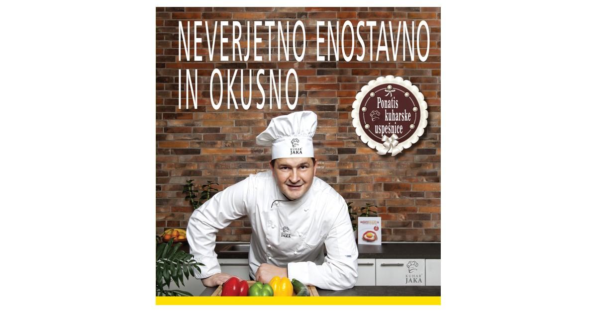 Neverjetno enostavno in okusno - Jakob Polajžer - kuhar Jaka   Menschenrechtaufnahrung.org