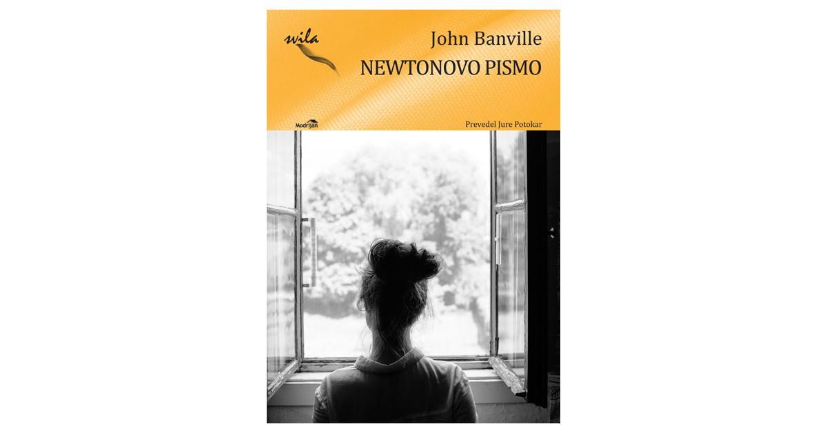 Newtonovo pismo - John Banville | Menschenrechtaufnahrung.org