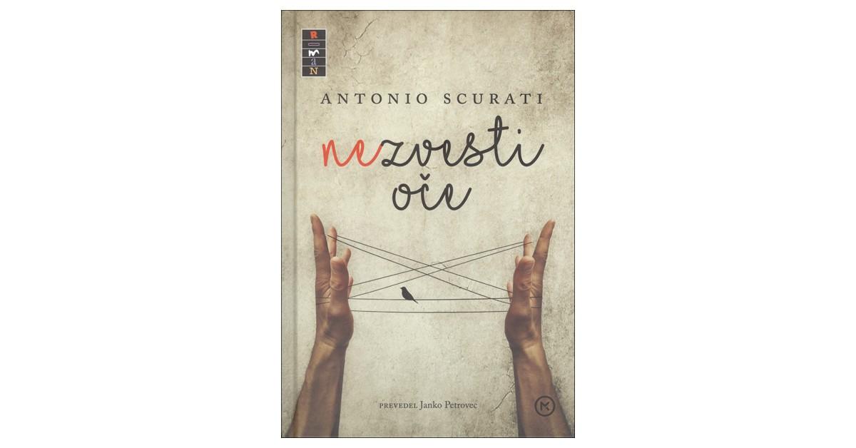 Nezvesti oče - Antonio Scurati | Menschenrechtaufnahrung.org