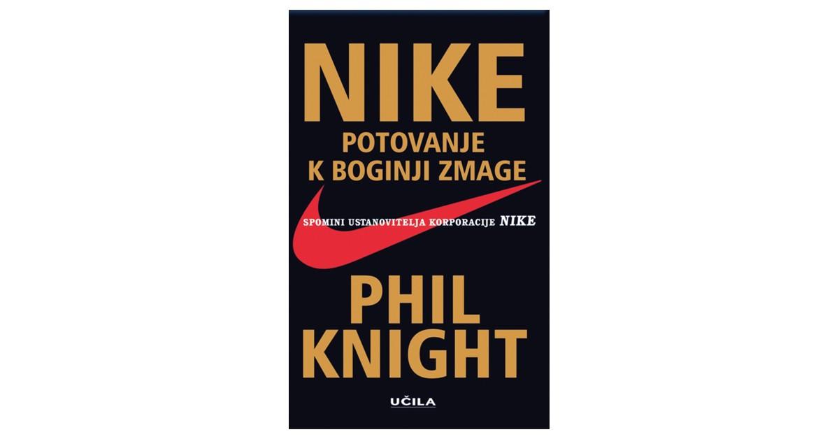 Nike - Philip H. Knight | Fundacionsinadep.org